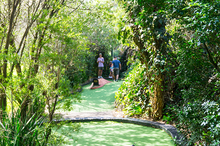 Mini Golf Sydney Northern Beaches Pittwater Best